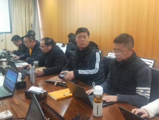 云南水泥建材集团召开2020年商业计划评审会